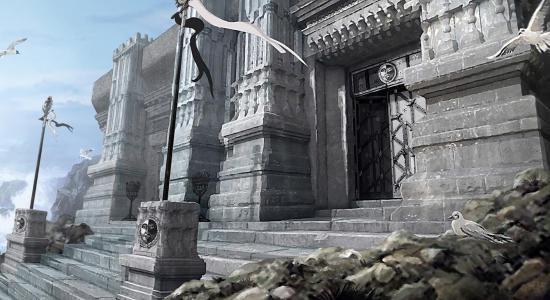 Храм Безликого в Вестеросе